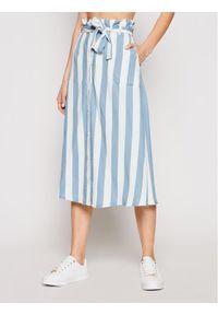 Niebieska spódnica Lee