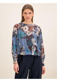 iBlues Bluzka 71161796 Niebieski Regular Fit. Kolor: niebieski #1