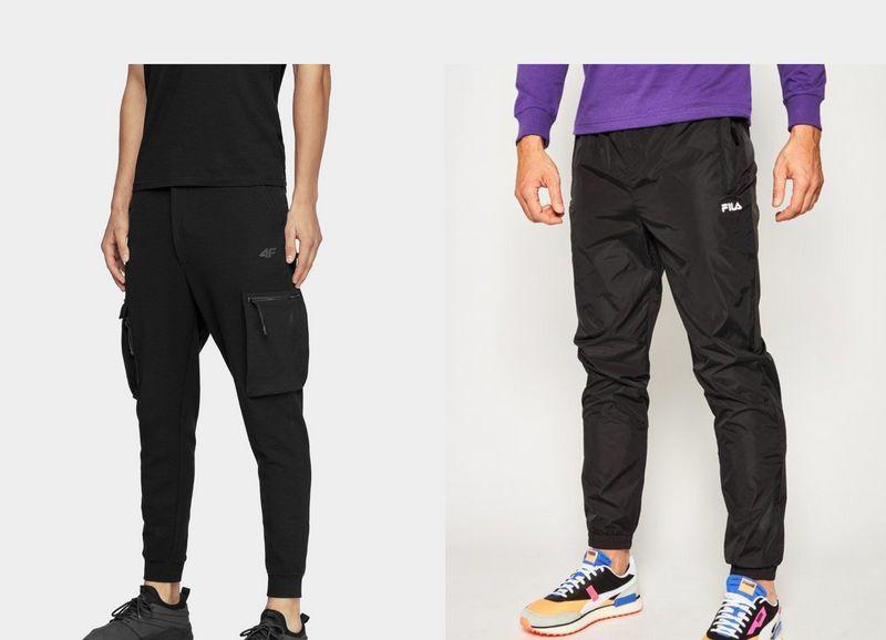 Spodnie dresowe do -60%