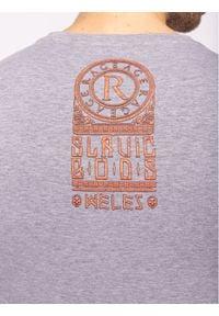 Rage Age T-Shirt Weles Szary Regular Fit. Kolor: szary