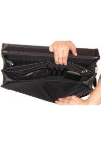 Czarna torba na laptopa MCKLEIN klasyczna