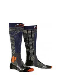 Szare skarpetki X-Socks