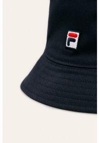 Niebieski kapelusz Fila gładki
