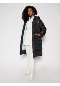 Czarna kurtka zimowa Chiara Ferragni