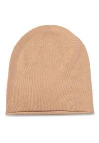 Brązowa czapka zimowa Weekend Max Mara