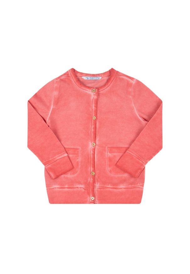 Różowa bluza Mayoral