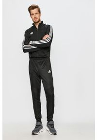 Czarny komplet dresowy adidas Performance