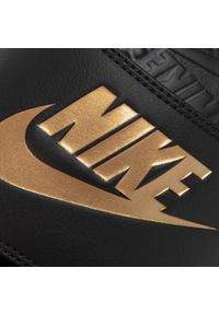 Czarne klapki na basen Nike