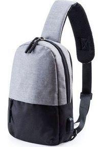 Szary plecak na laptopa BigBuy