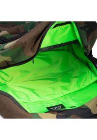 Zielona torba na laptopa HUF
