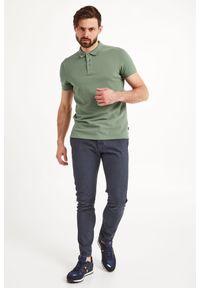 JOOP! Jeans - POLO BEEKE JOOP! JEANS. Typ kołnierza: polo. Wzór: jednolity, nadruk. Styl: sportowy