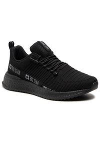 Big-Star - BIG STAR Sneakersy HH174269 Czarny. Kolor: czarny