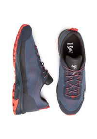 Millet - Trekkingi MILLET - Hike Up M MIG1810 Orion Blue. Kolor: niebieski. Materiał: materiał. Szerokość cholewki: normalna. Sport: turystyka piesza