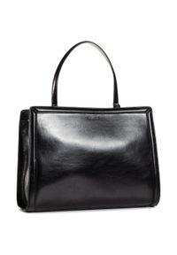 Czarna torebka klasyczna Marella