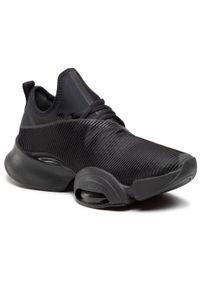 Czarne buty treningowe Nike Nike Zoom