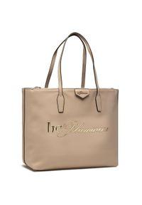 Beżowa torebka klasyczna Blumarine skórzana, klasyczna