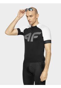 Koszulka rowerowa 4f rowerowa, raglanowy rękaw, długa