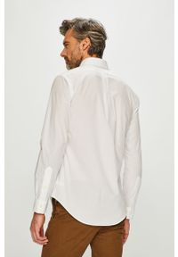 Biała koszula Polo Ralph Lauren na co dzień, button down, elegancka