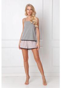 Szara piżama Aruelle
