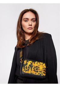 Versace Jeans Couture Torebka E1VWABM7 Czarny. Kolor: czarny