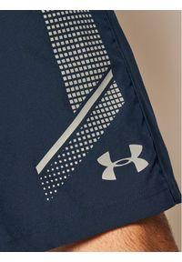 Niebieskie spodenki sportowe Under Armour #5