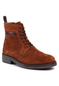 Brązowe buty zimowe GANT