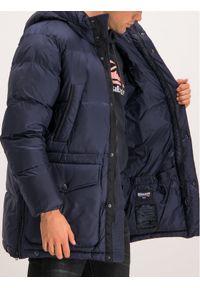 Niebieska kurtka zimowa Blauer