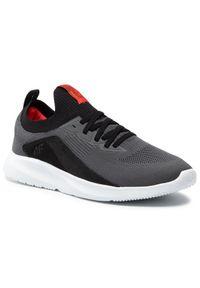 4f - 4F Sneakersy D4L21-OBML203 Szary. Kolor: szary