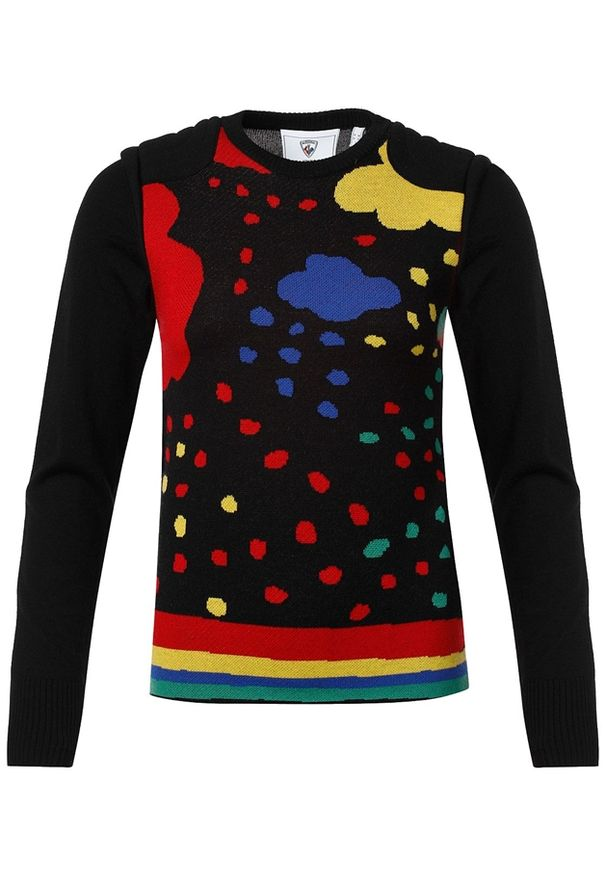 Rossignol - ROSSIGNOL Sweter damski JCC Wooli Round Merino