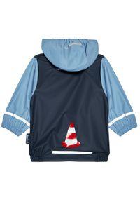 Playshoes Kurtka przeciwdeszczowa 408548 D Granatowy Regular Fit. Kolor: niebieski #4