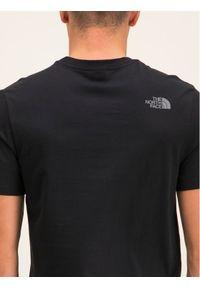 Czarny t-shirt The North Face