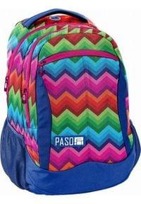 Paso Plecak szkolny Rainbow