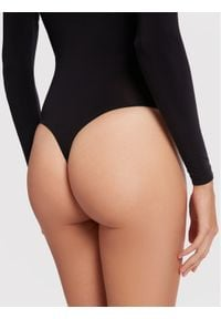Wolford Body Buenos Aires 78055 Czarny Slim Fit. Kolor: czarny