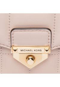Różowa torebka Michael Kors