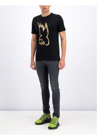John Richmond Jeansy RMP19186JE Szary Skinny Fit. Kolor: szary. Materiał: jeans