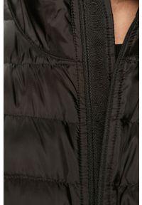 Czarna kurtka Levi's® w kolorowe wzory, na co dzień, biznesowa, bez kaptura