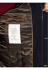 Niebieska kurtka przejściowa Pierre Cardin