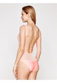 Różowy strój kąpielowy Drivemebikini