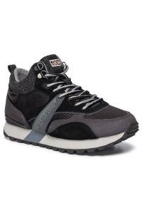 Czarne sneakersy Napapijri
