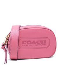 Coach Torebka Ch Bdg Camera Xbdy C2765 B4RRJ Różowy. Kolor: różowy