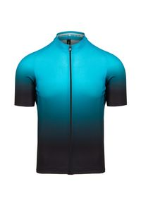 Assos - Koszulka rowerowa męska ASSOS MILLE GT SUMMER SS JERSEY C2 SHIFTER. Materiał: jersey. Sport: fitness