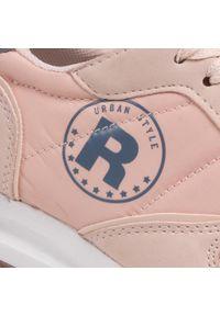 Refresh - Sneakersy REFRESH - 72894 Nude. Okazja: na co dzień, na spacer. Kolor: różowy. Materiał: skóra ekologiczna, materiał. Szerokość cholewki: normalna. Sezon: lato. Styl: casual #2