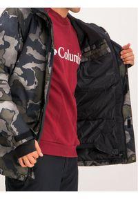 Kurtka sportowa Quiksilver w kolorowe wzory, snowboardowa