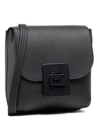 Lacoste Torebka S Crossover Bag NF3554LJ Czarny. Kolor: czarny