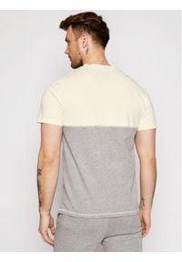 Jack & Jones - Jack&Jones T-Shirt Aidens 12187132 Żółty Regular Fit. Kolor: żółty #4