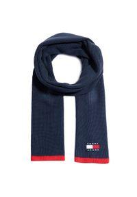 Niebieski szalik Tommy Jeans