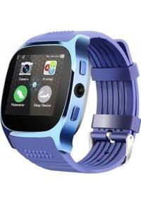Smartwatch PDS X8 Niebieski. Rodzaj zegarka: smartwatch. Kolor: niebieski