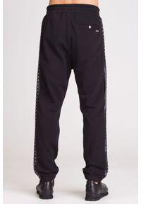 Spodnie dresowe Just Cavalli z aplikacjami