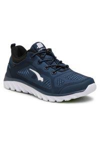 Niebieskie buty do biegania Bagheera