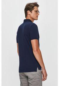 Niebieska koszulka polo Polo Ralph Lauren krótka, na co dzień, casualowa, polo